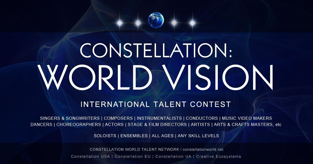 Constellation: World Vision international talent contests